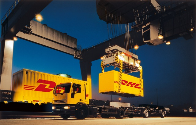DHL Freight Eurapid
