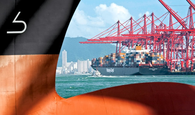 Hapag-Lloyd Chicago Express
