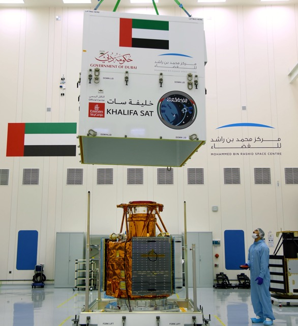 first-uae-built-satellite-nears-launch-date