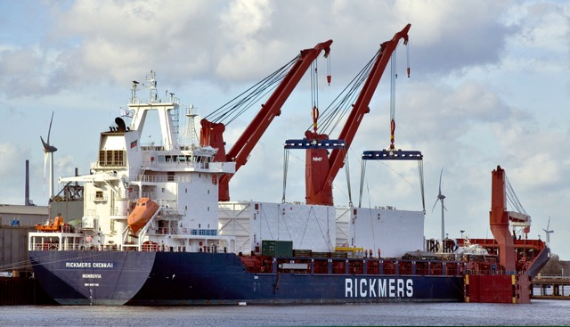 Rickmers deal
