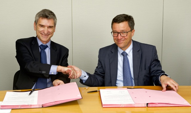 SNCF Logistics Partnership Agreement EN