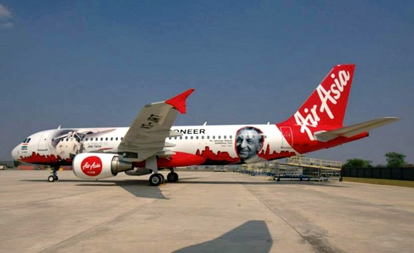 TATA Sons Air Asia India