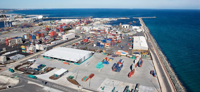 Toll Intermodal-Port-Fremantle