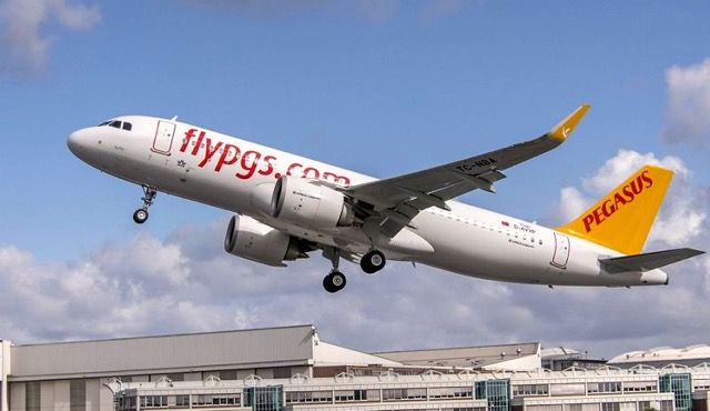 A320 new Pegasus