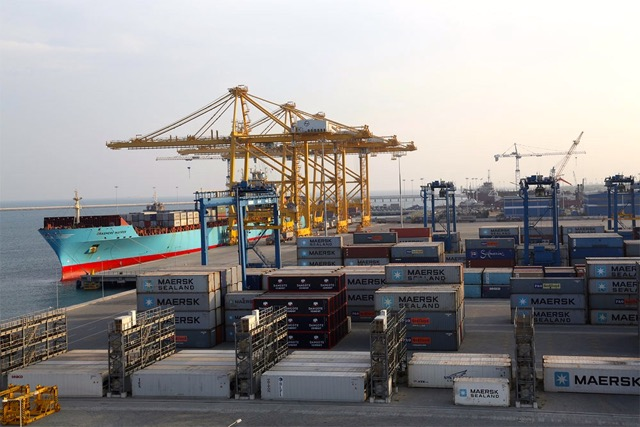 Adani Group Kattupali port