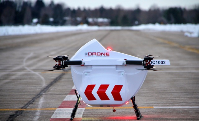 Air Canada and Drone Delivery