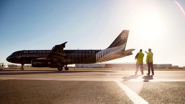 Air New Zealand Unisys