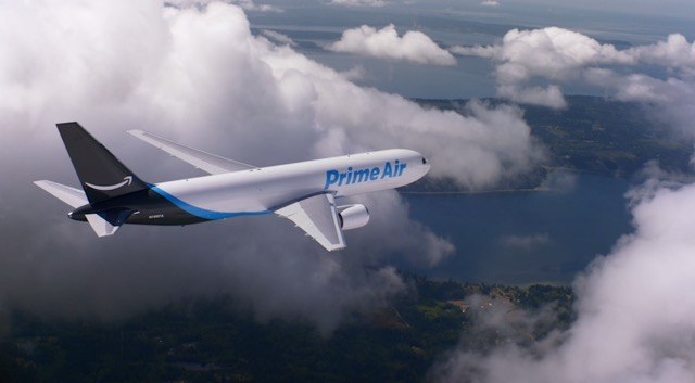 Amazon adds 10 more B767 freighters to US network