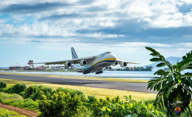 Antonov Hawaii