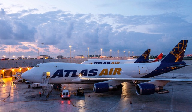 Atlas Air MIA
