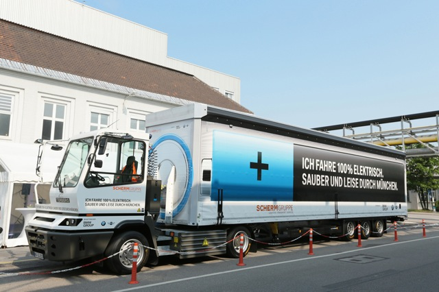BMW electric truck 2