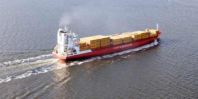 Containerships LNG
