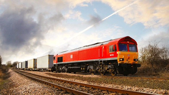 DB Cargo and Maritime Containers