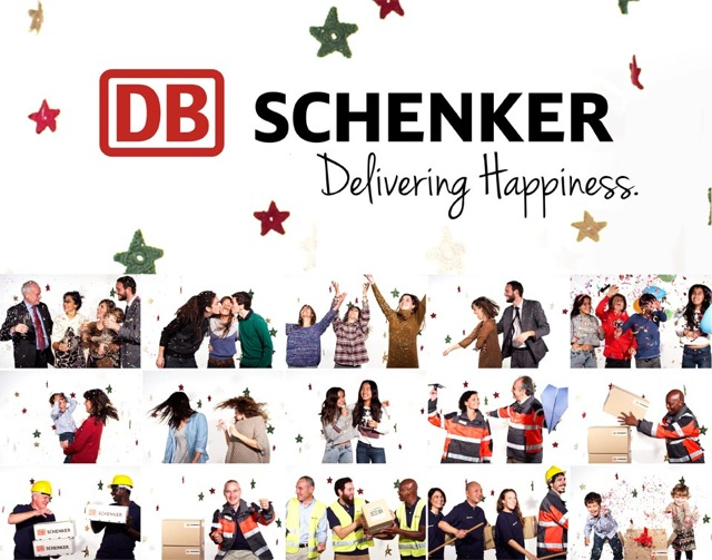 DElivering Happiness Schenker