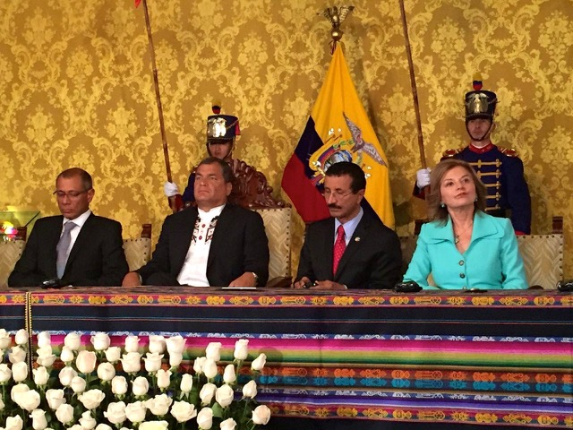 DP World signs with Ecuador