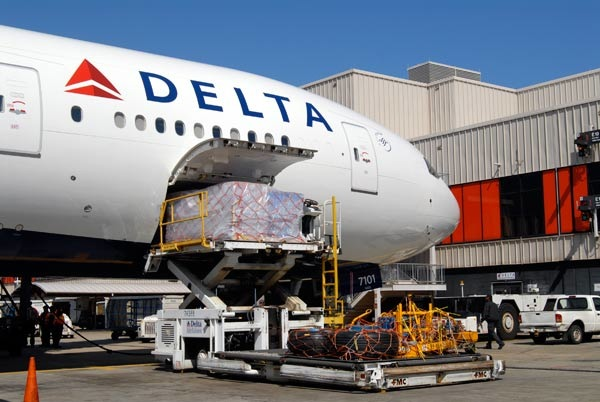 delta airlines cargo