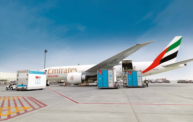 Emirates SkyCargo Cool Dollies