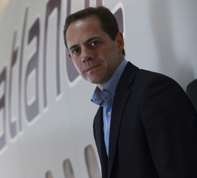 JOHN LLOYD Virgin Atlantic Cargo