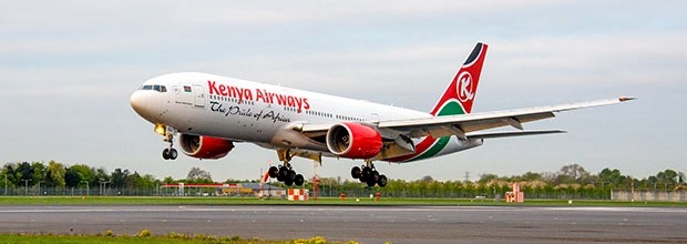 Kenya Airways LHR