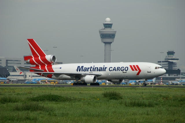 MD11 PH-MCW Martinair