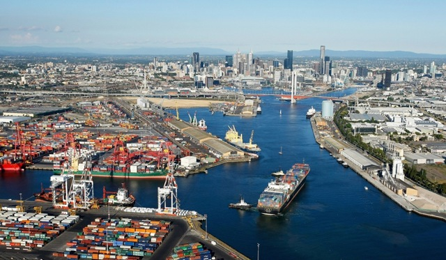 Port of Melburne