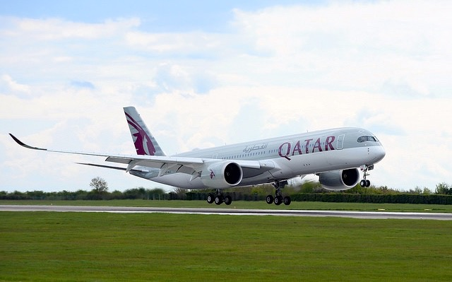 Qatar Airways Cardiff