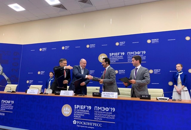 Russia DP World sign agreement