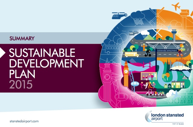 Stansted sustainable development plan