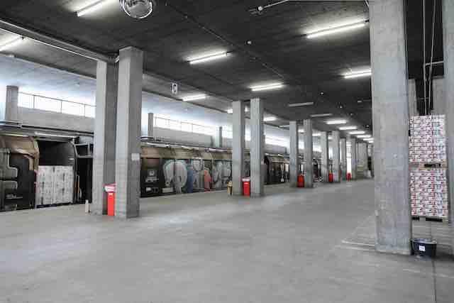 Swissterminal Warehouse
