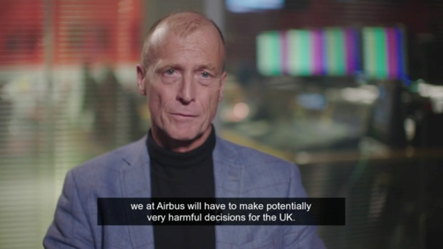 Tom Enders Airbus CEO