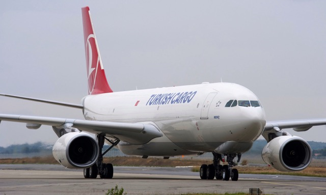Turkish Cargo A330 200F