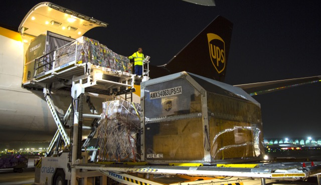 UPS Kentucky-Dubai