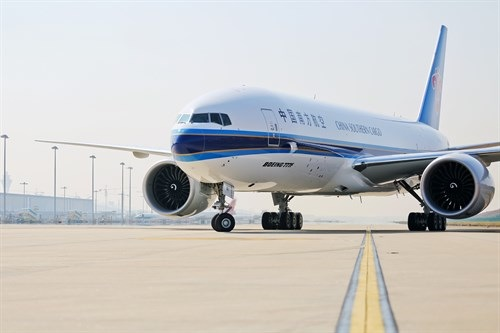 china southern freighter