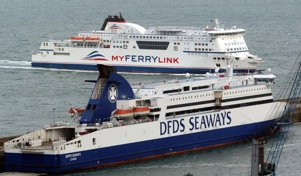 dfdsmyferrylink