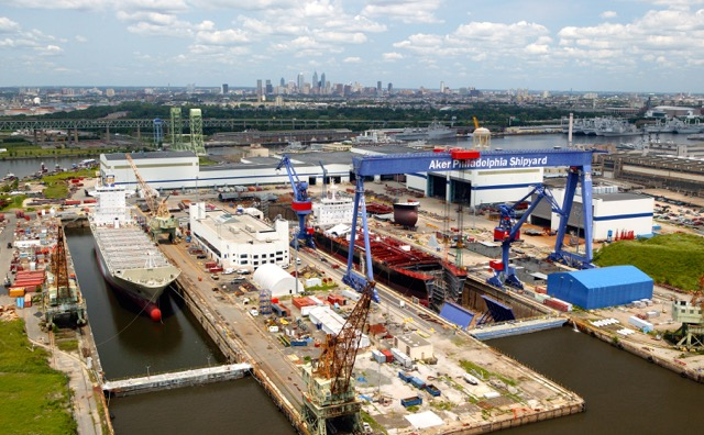 philly shipyard